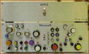 Differences between Apple and Micrsoft explained